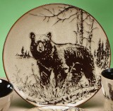 Wildlife Dinnerware
