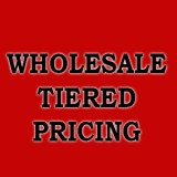 Wholesale Tiered Pricing