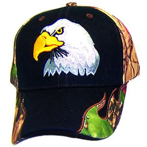 5ba1698c9ab HATZ WEST EAGLE HEAD CAP